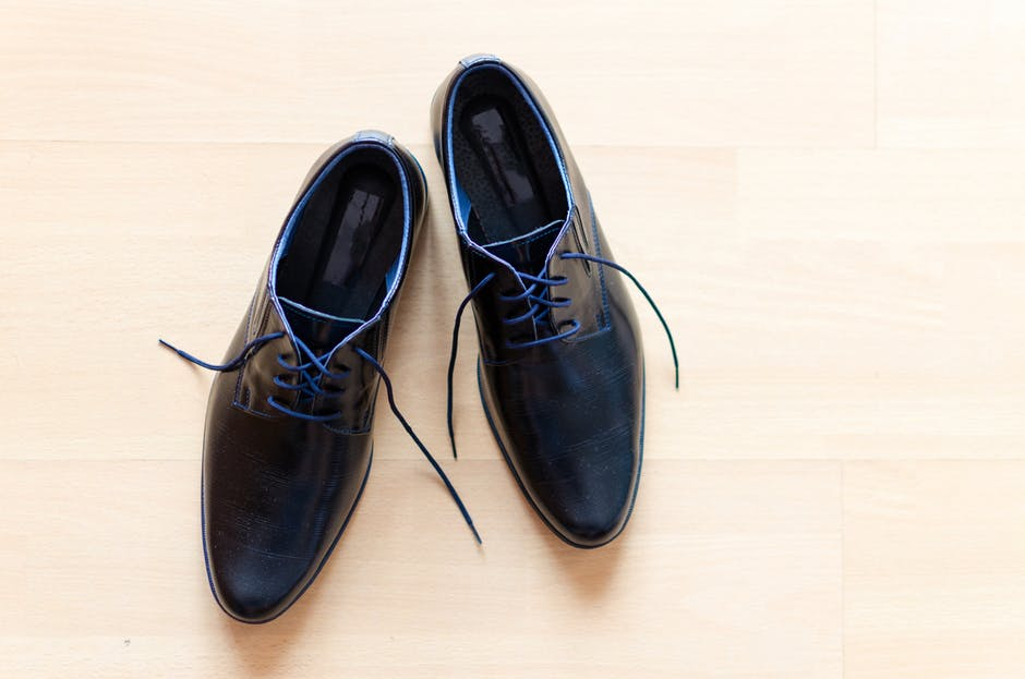 Shoes for job interview